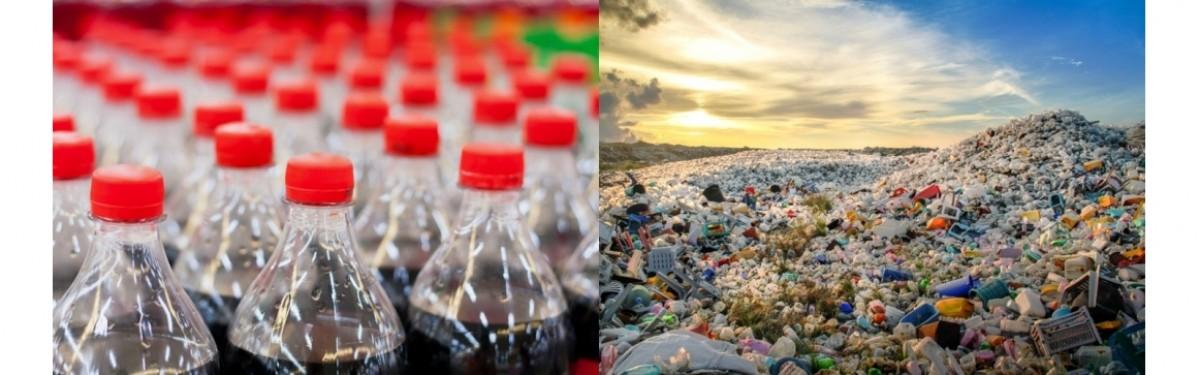 Principais Geradoras de Lixo Plástico do Mundo